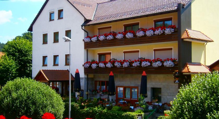 Hotel Drei Linden in Bärnfels