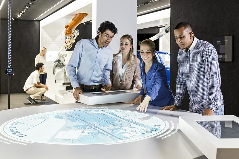 Autowerk Wolfsburg - Eindrücke