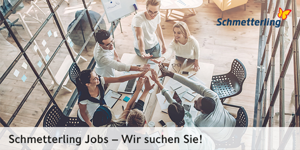 Schmetterling Jobs
