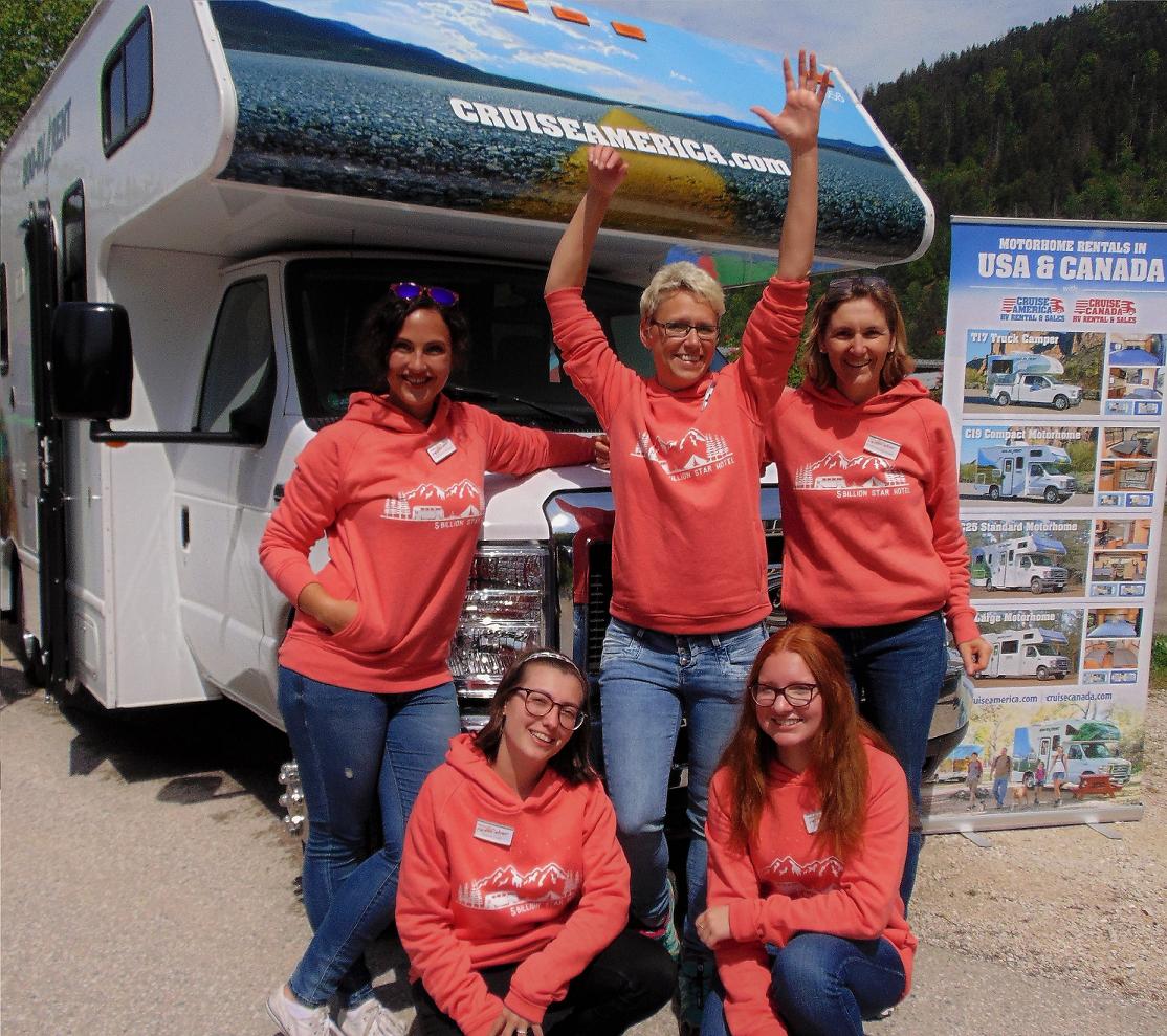 Camper Day - Kathrin Schuster